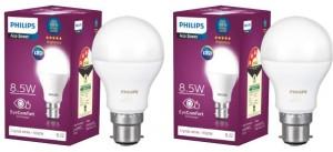 PHILIPS 8.5 W Round B22 LED Bulb White AllTrickz.jpg