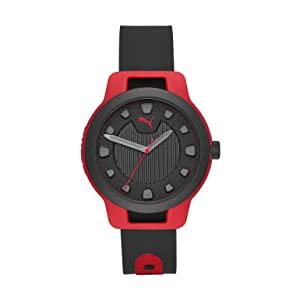 PUMA Analog Black Dial Mens Watch P5001 AllTrickz.jpg