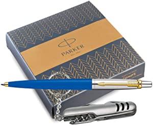 Parker Jotter Standard Ball Pen with Swiss Knife AllTrickz.jpg