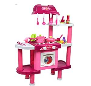 Popsugar Luxury Kitchen Set with Dishwasher AllTrickz.jpg