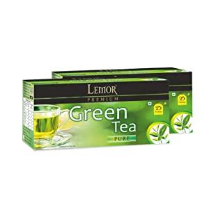 Premium Green Tea Bags by LEMOR  Pure AllTrickz.jpg