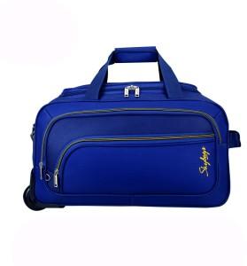 SKYBAGS  Expandable  SCOT PLUS DFT  E  54 BLUE Duffel Strolley Bag Blue  AllTrickz.jpg