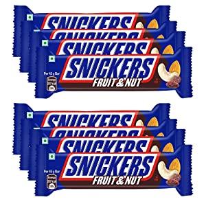 Snickers Fruit   Nut Flavour Chocolate Bar Pouch AllTrickz.jpg