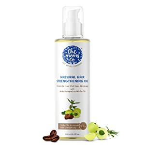 The MomsCo The Moms Co Natural Hair Strengthening Oil   Controls Hairfall With Amla Oil AllTrickz.jpg
