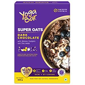 Yogabar Dark Chocolate Oats 400g  AllTrickz.jpg