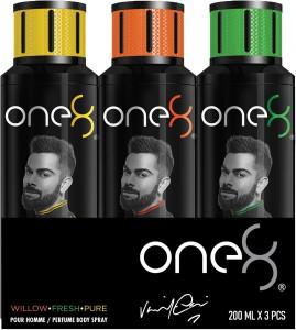 one8 by Virat Kohli Deos  Willow   Fresh   Pure  Perfume Body Spray   For Men 600 ml AllTrickz.jpg