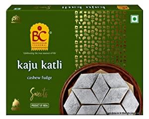 Bhikharam Chandamal   Indian Sweets   Kaju Katli Foil  125g  125g Pack of 2  AllTrickz.jpg