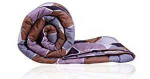 Decoforia Honey Comb Microfiber Reversible Quilt Blanket AC Comforter AllTrickz.jpg