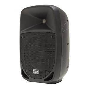 Italian Stage ISP110AMKII 10'' Bi Active Two Way Speaker  Black  AllTrickz.jpg
