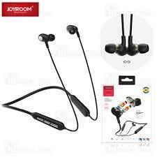 Joyroom JR D5 Double Moving Collar Hanging Neck Sports Bluetooth Headset  Red  AllTrickz.jpg