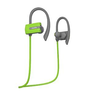 Molife Zoom Sports Wireless Bluetooth in Ear Earphones with Mic and Earhooks  Green  Dual Tone  AllTrickz.jpg