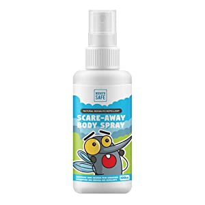 Moskito Safe Alcohol and Deet Free Natural Mosquito Repellent Spray   100ml AllTrickz.jpg