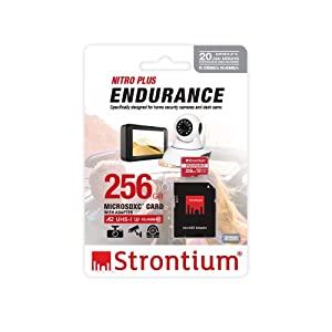 STRONTIUM 256GB Nitro Plus Endurance A2 MicroSDXC Card with SD Adapter AllTrickz.jpg