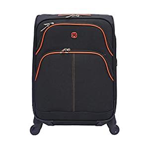 Swiss Gear Polyester 51 cms Black Hardsided Cabin Luggage  7377207156  AllTrickz.jpg
