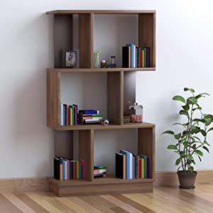 @home by Nilkamal Checkers 3 Tier Book Shelf  Melamine Finish AllTrickz.jpg