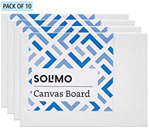 Amazon Brand   Solimo Medium Grain Cotton Canvas Board AllTrickz.jpg