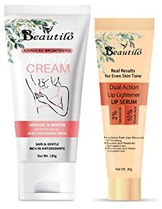 Beautilo Skin Whitening Set  Underarm Whitening Cream   Lip Serum  AllTrickz.jpg