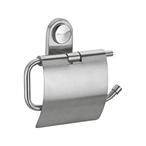 Cera Ormond F5003110 Aluminium Paper Holder with Flap Guard  Silver  AllTrickz.jpg