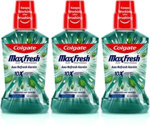 Colgate Maxfresh Plax Antibacterial Mouthwash AllTrickz.jpg
