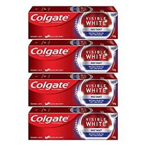 Colgate Visible White Instant Toothpaste   100gm  Pack of 4  AllTrickz.jpg