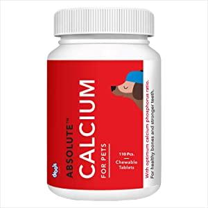 Drools Absolute Calcium Tablet  Dog Supplement AllTrickz.jpg
