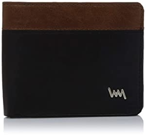LAWMAN Brown   Black Synthetic Mens Wallet  LAW O W 03 STNDRD BRWBLCK  AllTrickz.jpg
