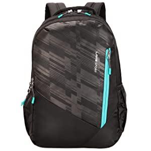 Lavie Sport 18 cms Black School Backpack  BDEI322019M3  AllTrickz.jpg