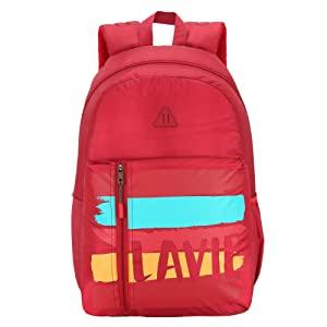 Lavie Sport 24 Ltrs Red Casual Backpack  BDEI919041N4  AllTrickz.jpg
