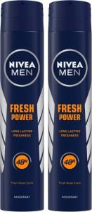 NIVEA Fresh Power Body Spray   For Men 400 ml AllTrickz.jpg