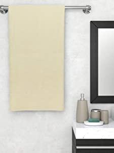 Raymond Home 350 GSM Cotton Beige Towel AllTrickz.jpg