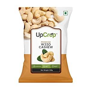 Upcrop Premium W320 Cashew 500 grams AllTrickz.jpg