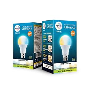 Wipro Garnet 12W Color Changing LED Bulb  Pack of 2  AllTrickz.jpg