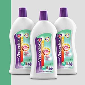 Asian Paints Viroprotek Ultra Disinfectant Floor Cleaner Pine  500 ml  Pack of 3  AllTrickz.jpg