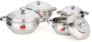 BMS Lifestyle Pack of 4 Cook and Serve Casserole Set 500 ml AllTrickz.jpg