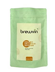 Brewvin Organic Amla Tulsi Herbal Tea AllTrickz.jpg