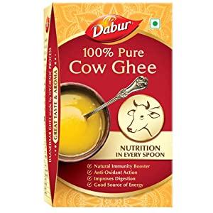 DABUR 100% Pure Cow Ghee  AllTrickz.jpg