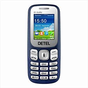 Detel D1 Guru Mobile with Z Talk  Blue Silver  AllTrickz.jpg