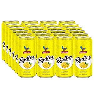 Kingfisher Radler   Non Alcoholic Malt Drink   Lemon AllTrickz.jpg