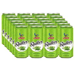 Kingfisher Radler   Non Alcoholic Malt Drink   Mint   Lime AllTrickz.jpg