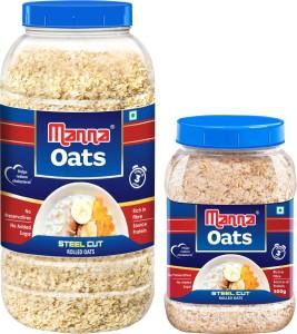 Manna Oats   1.5kg  1kg x 1 Jar and 0.5kg x 1 Jar   AllTrickz.jpg