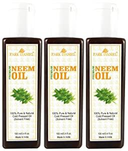 Park Daniel Premium Neem oil combo of 3 bottles of 100 ml  300 ml  AllTrickz.jpg