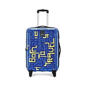 Safari Polycarbonate Thorium Maze 66 4W Printed Hard Luggage  Multicolour  AllTrickz.jpg