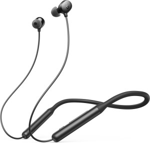 Soundcore R500 Fast charging neckband with 20 hours playtime Bluetooth Headset Black AllTrickz.jpg
