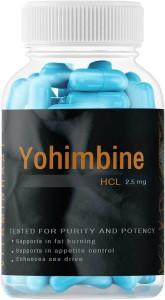 Vitaminhaat Yohimbine 2.5mg Pre Workout Supplement 15 Capsules 15 Capsules  AllTrickz.jpg