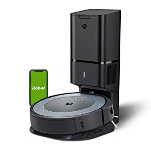 iRobot Roomba i3  3552  Connected Mapping Robot Vacuum with Automatic Dirt Disposal   Dual Multi Surface Rubber Brushes   Ideal for Pets AllTrickz.jpg