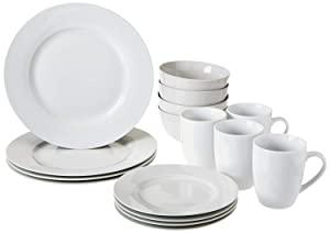 AmazonBasics 16 Piece Dinnerware Set AllTrickz.jpg