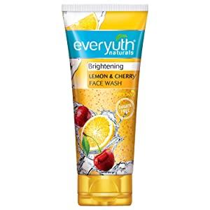 Everyuth Naturals Brightening Lemon   Cherry Face Wash AllTrickz.jpg
