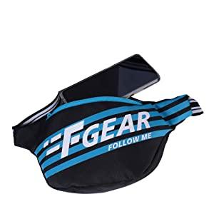 F Gear Enzo Sports Waist Bag  .Black Blue  AllTrickz.jpg