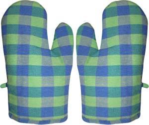 Glun Green Cotton Kitchen Linen Set Pack of 1  AllTrickz.jpg