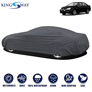 Kingsway Dust Proof Car Body Cover for Volkswagen Jetta  Model Year  AllTrickz.jpg